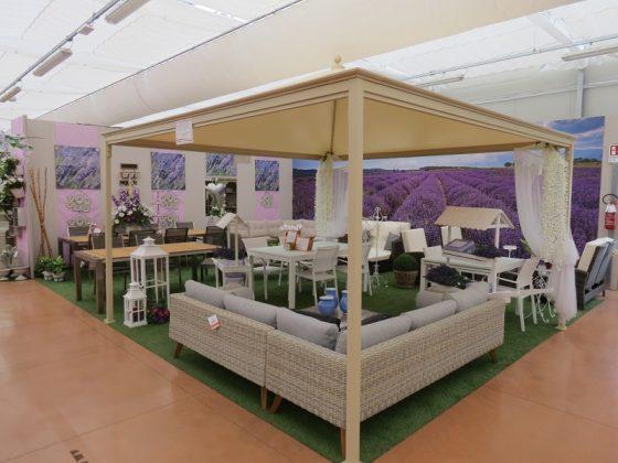 Bardin garden store inaugurato il nuovo punto vendita for Store arredo