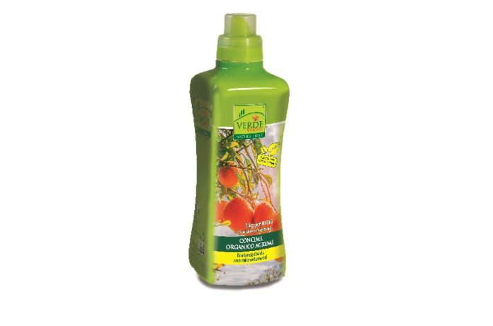 concime organico per agrumi