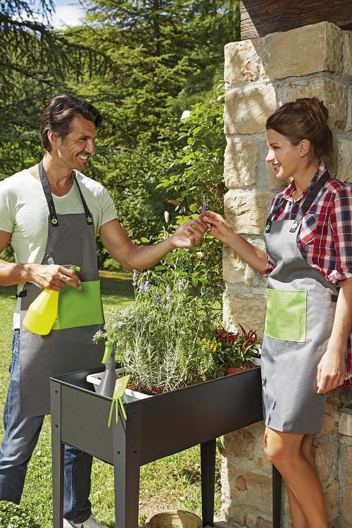 Verdemax presenta una nuova gamma di prodotti in metallo - Sacchi di terra per giardino ...
