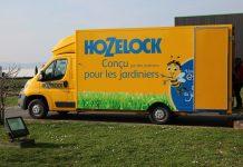 demo show itinerante di Hozelock