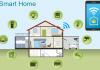 casa comandata con lo smartphone