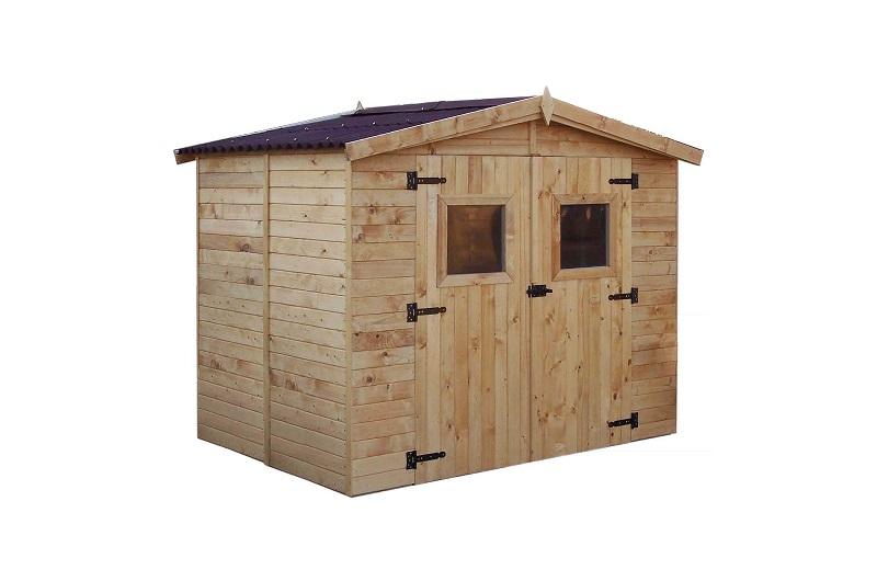 Casette in legno eleganti e funzionali for Obi casette in legno