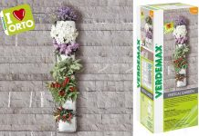 kit per costruire per giardini verticali