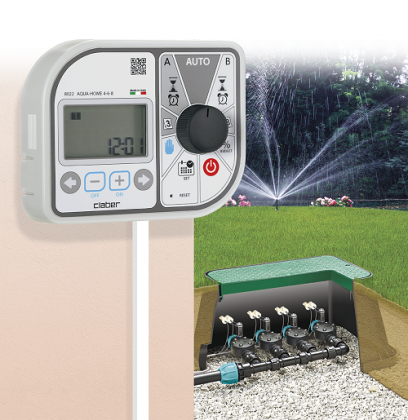 programmatore elettronico per irrigazione