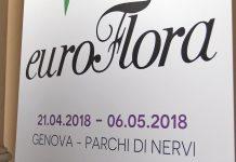Sabato apre Euroflora a Genova