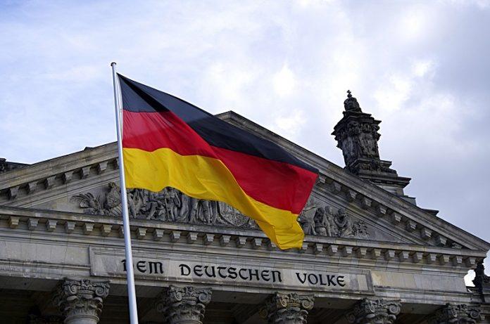 mercato tedesco del giardinaggio