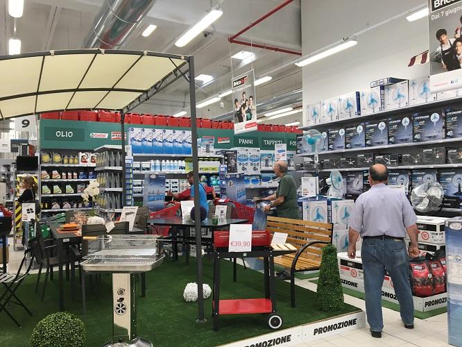 Brico Io ha inaugurato a Parma il suo 110° negozio: le prime