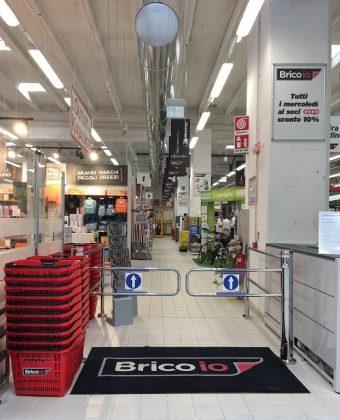Brico Io ha inaugurato a Parma