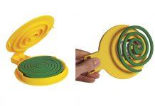 separare le spirali antizanzare