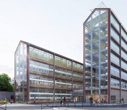 serra verticale urbana