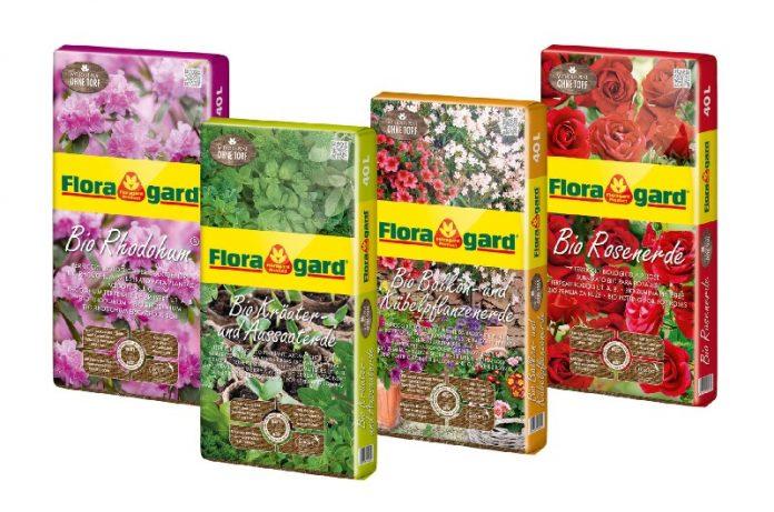 terricci con fertilizzante biologico