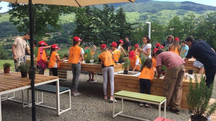 Laboratori Green di Dynamo Camp