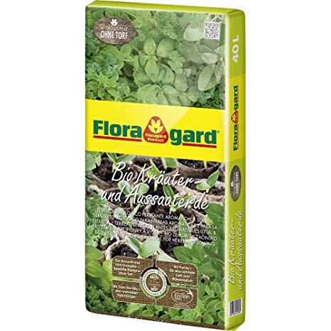 Terriccio biologico per piante aromatiche