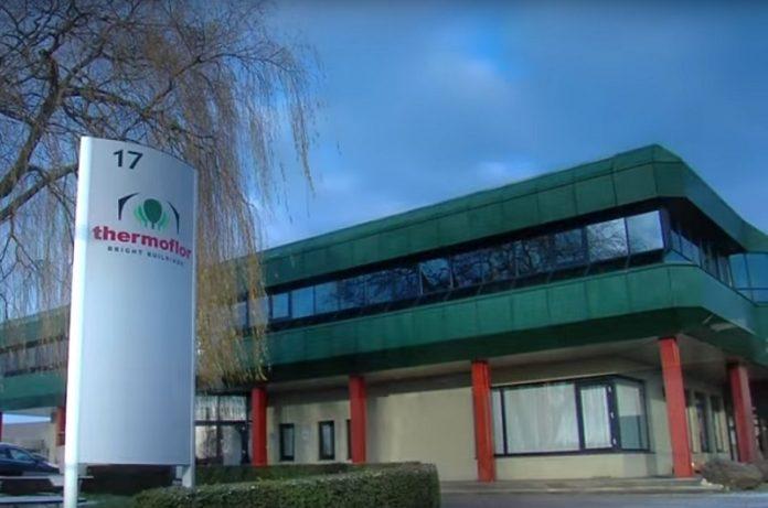 Thermoflor è stata dichiarata insolvente