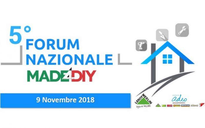 forum nazionale di Made4Diy