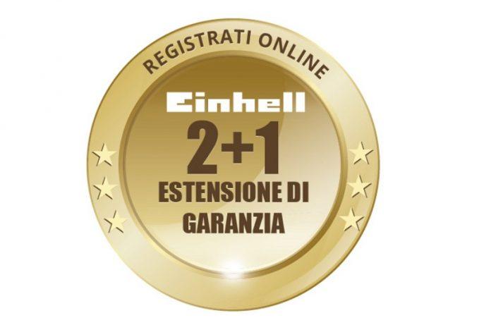 garanzia di Einhell