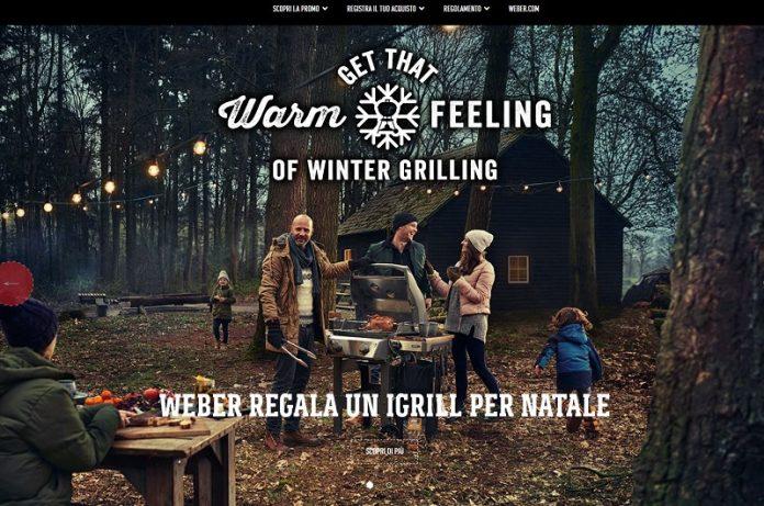 Natale con Weber
