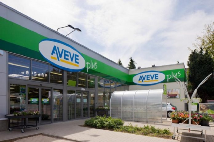 garden center Aveve Plus