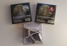 microscopio tascabile per la cura delle piante