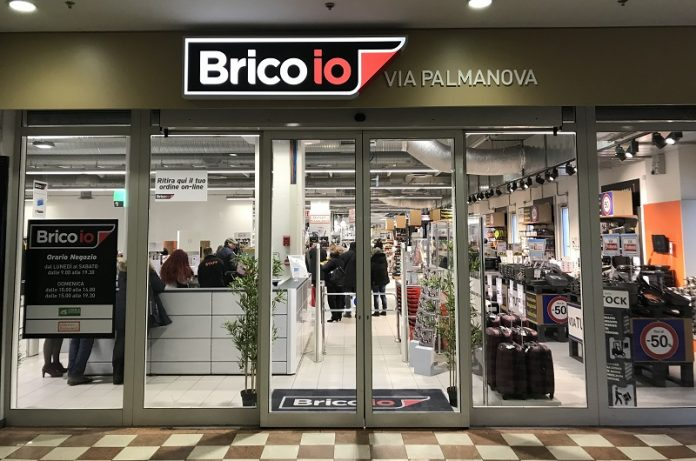 Brico io in via Palmanova