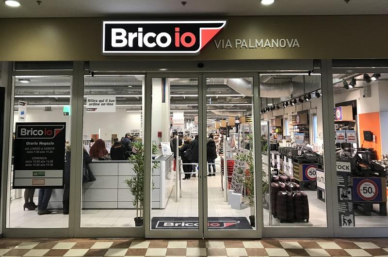 Ha aperto Brico io in via Palmanova a Milano: ecco le ...