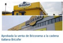 Bricofer compra Bricorama