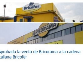 Bricofer compra Bricorama