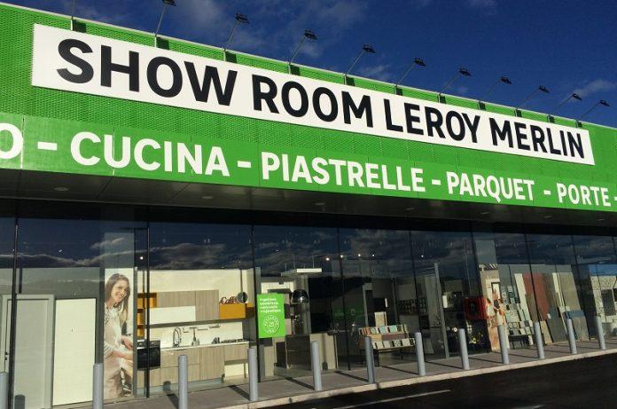 showroom Leroy Merlin a San Giovanni Teatino