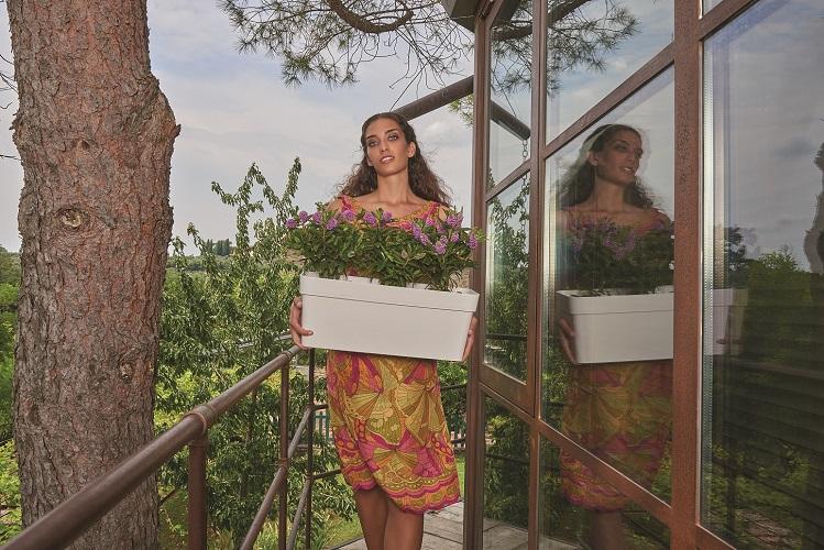 Fioriera Flowerbox 85 SWS