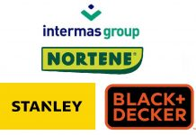 Nortene e Stanley Black & Decker