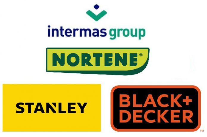 Nortene e Stanley Black & Decker