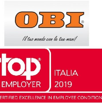 Obi ottiene la certificazione Top Employers