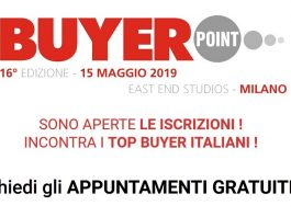iscrizioni a Buyer Point