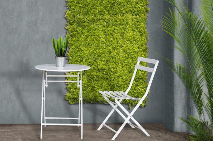 pareti verdi artificiali