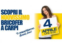 Bricofer apre a Carpi