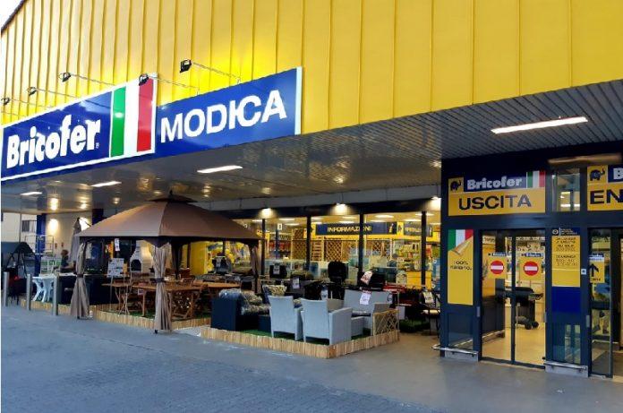 Bricofer ha aperto a Modica