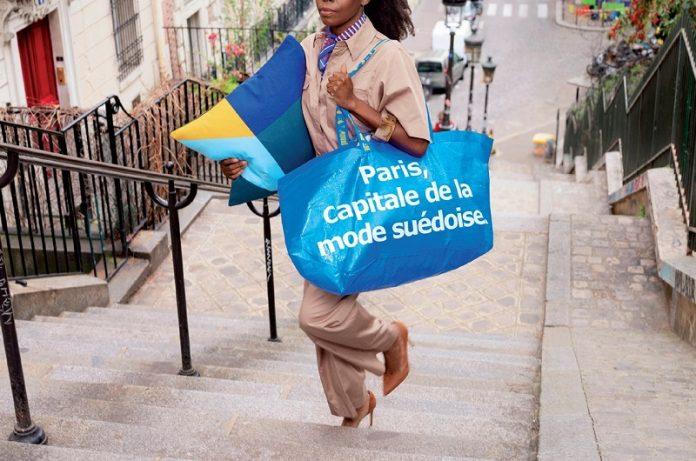 Ikea ha aperto in centro a Parigi