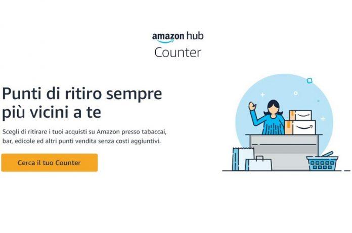 Counter Amazon