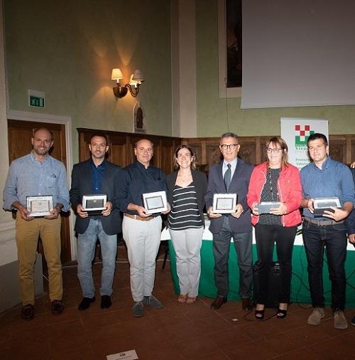 Associazione Vivaisti Italiani - membri del Serv Fitosanit e Francesca Giuranna segretaria di AVI