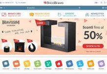 BricoBravo rinnova il proprio sito