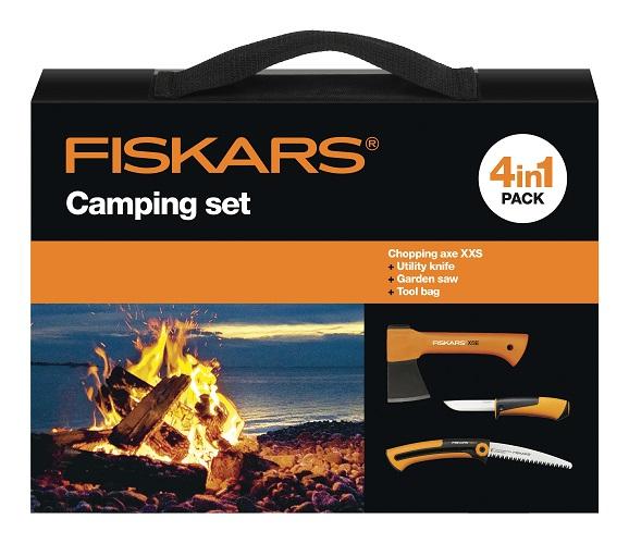 Fiskars regala un camping set