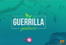 Guerrilla Gardeners è stato rimandato
