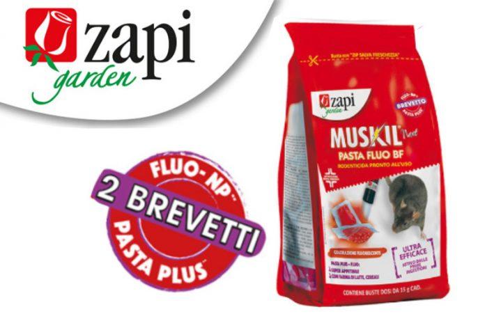 Muskil Next Pasta Fluo