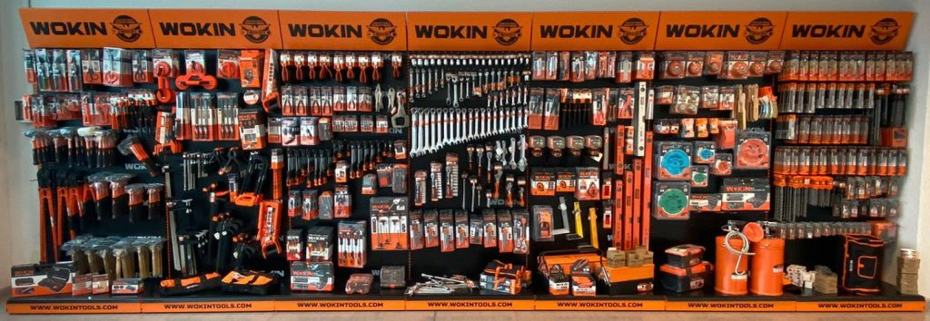 Viridex distribuisce il marchio Wokin