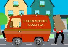 garden center possono consegnare