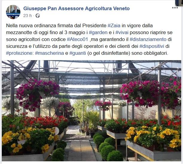 VENETO - Pan - facebook - 13 aprile 2020