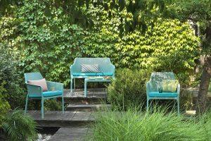 Sedie per il giardino - nardi