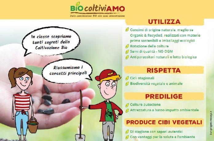 Biocoltiviamo
