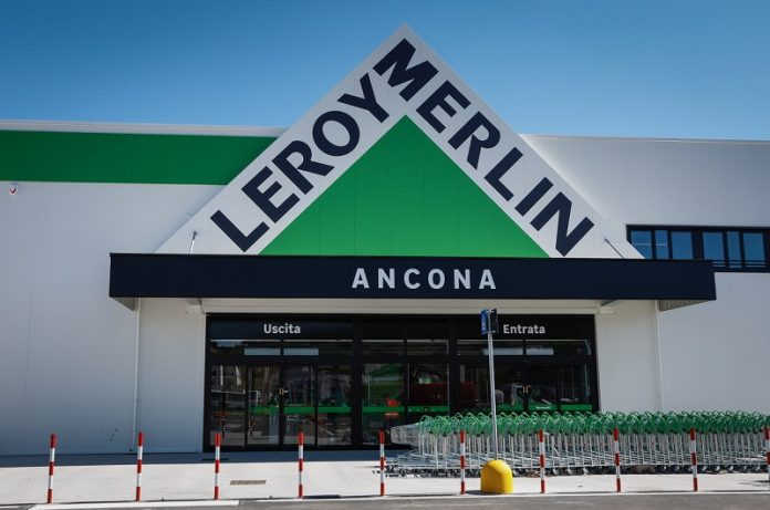 Leroy Merlin ad Ancona