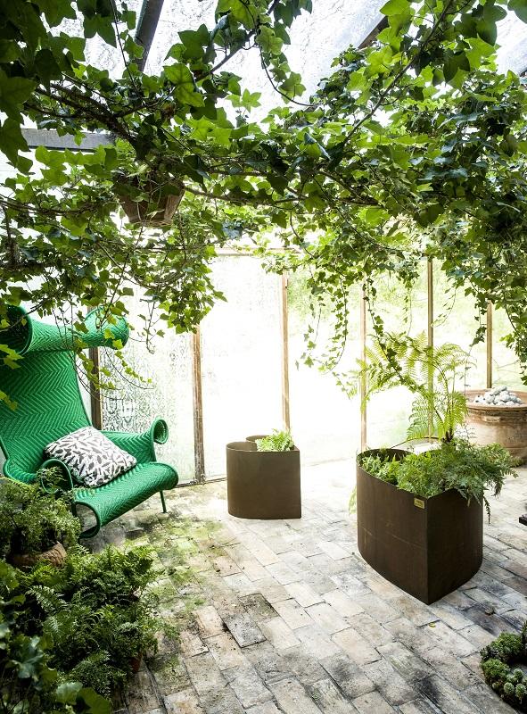 prodotti per godersi il giardino - IL GIARDINO DI CORTEN